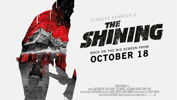 The Shining in 4K