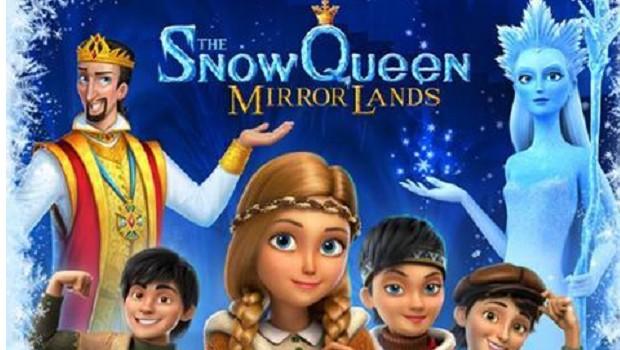 SNOW QUEEN & THE MIRRORLANDS