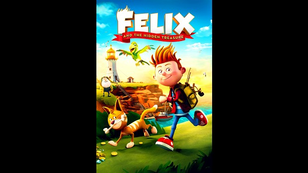 FELIX & THE HIDDEN TREASURE