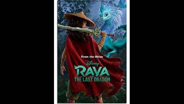 RAYA & THE LAST DRAGON
