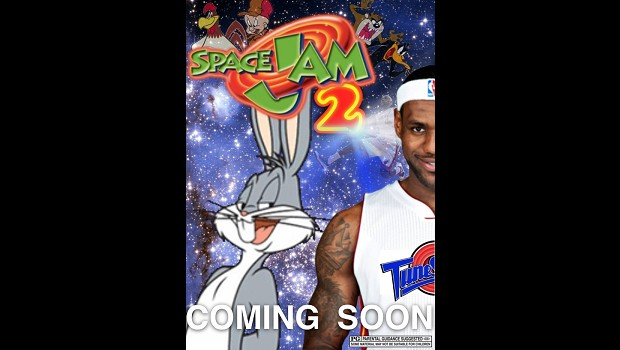 SPACE JAM 2 THE NEW LEGACY