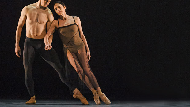 ROH - Royal Ballet 2016 - 17 Season - Woolf Works