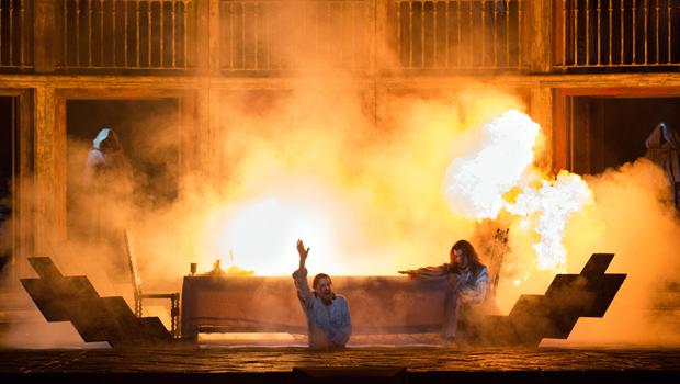MET Opera 2016 - 17 Season: Don Giovanni