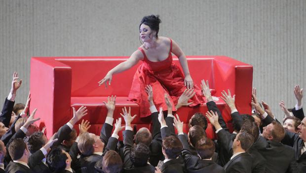 MET Opera 2016 - 17 Season: La Traviata