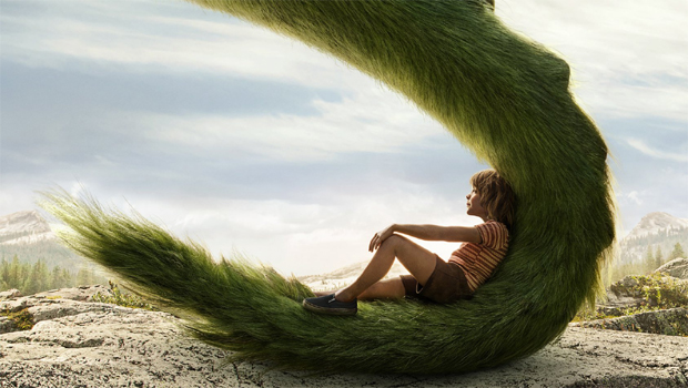 Pete's Dragon 2D