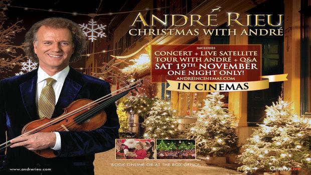 Christmas with Andr�, a festive celebration