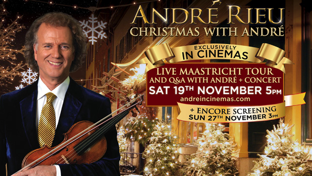 Christmas with André, a festive celebration