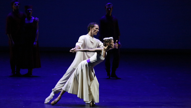 Bolshoi Ballet 2016 - 17: A Contemporary Evening