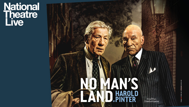 National Theatres Live - No Man's Land