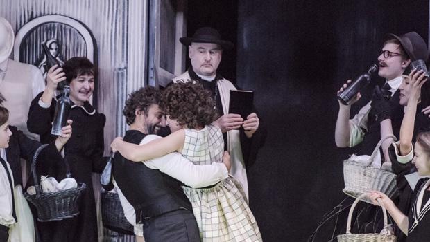 Salzburg Festival: Cavalleria Rusticana/pagliacci