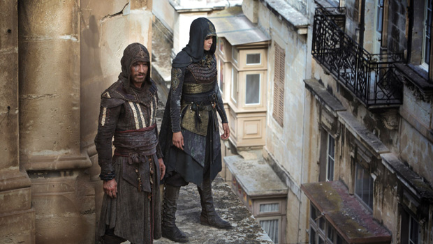 Assassins Creed 2D