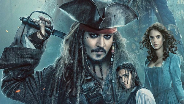Pirates of the Caribbean: Salazar's Revenge 2D