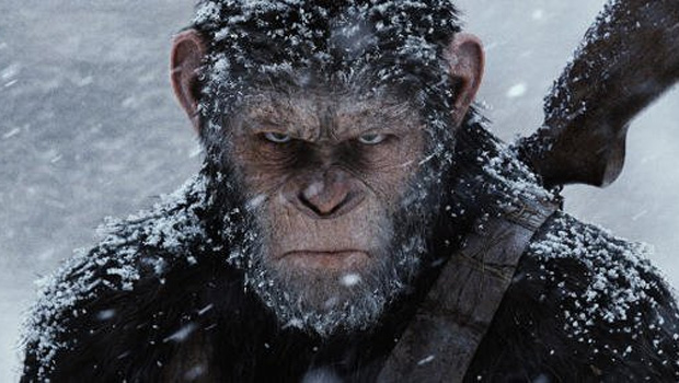 War for the Planet of the Apes 2D