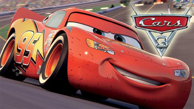 Cars 3: 2D