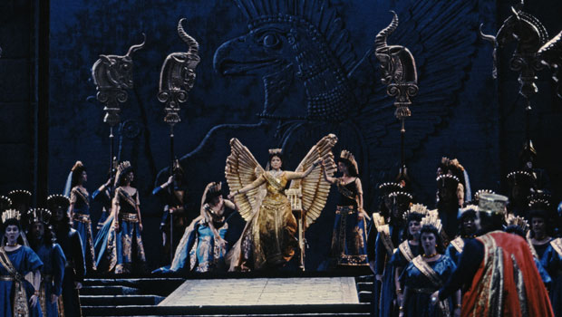 MET Opera 2017/18 Season: Semiramide