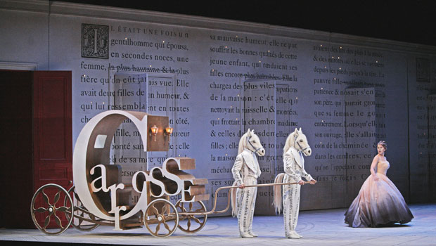MET Opera 2017/18 Season: Cendrillon