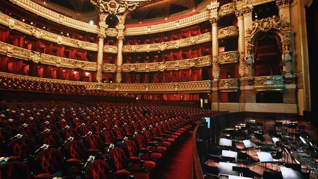 Opéra National de Paris-Pite, Pérez, Shechter Live