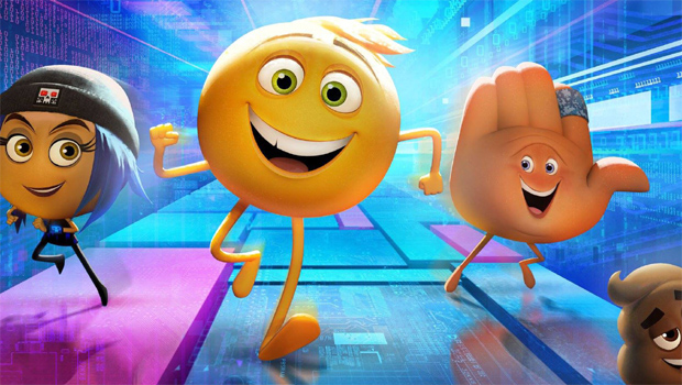 The Emoji Movie 2D