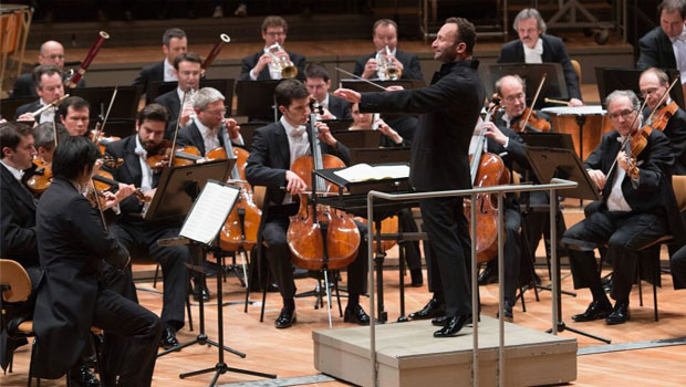 Live Concert conducted by Kirill Petrenko