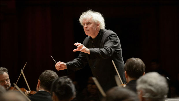 Sir Simon Rattle's Farewell Concert