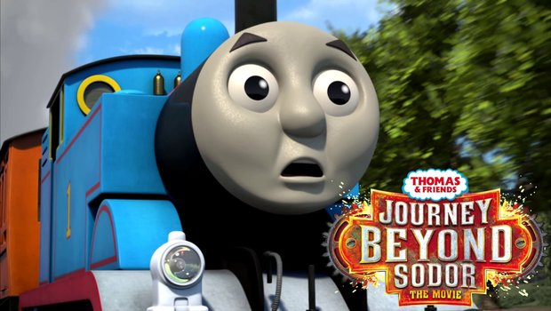 Thomas & Friends: The Journey Beyond Sodor