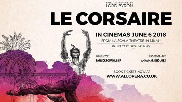 Italian Opera Season 2: Le Corsaire