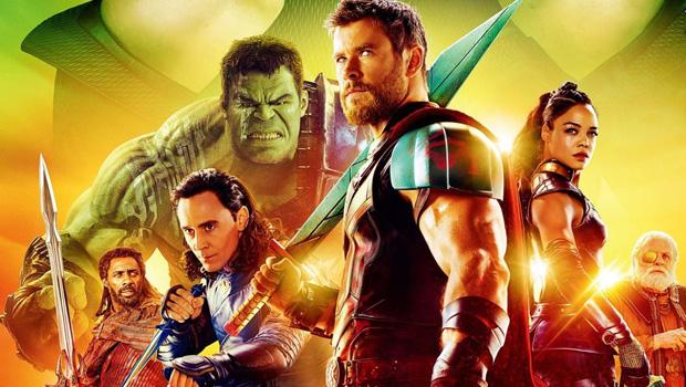 Thor Raganrok 2D