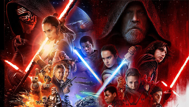 Star Wars Double Bill: Force Awakens & The Last Jedi