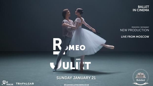 Bolshoi Ballet 2017-2018 Season - Romeo And Juliet