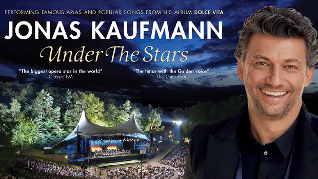 JONUS KAUFMANN: UNDER THE STARS