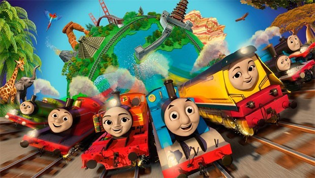 Thomas Big World Big Adventure