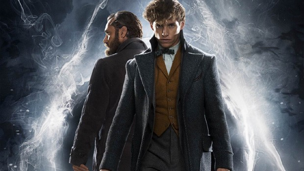 Fantastic Beasts: The Crimes of Grindlewald 2D