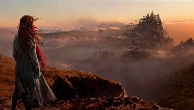 Mortal Engines 2D
