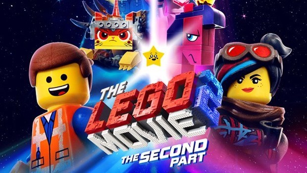 Lego Movie 2, The Second Part 2D