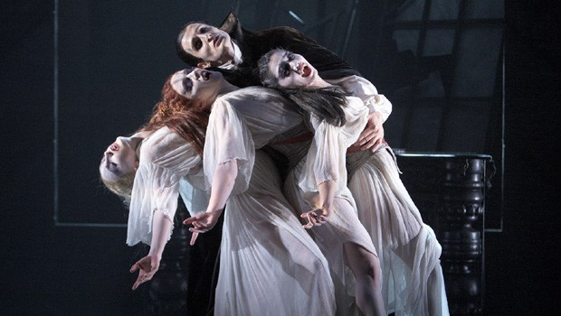The Northern Ballet: Dracula Live