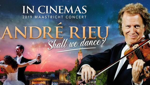 Andre Rieu 2019 Maastricht Concert: Shall We Dance?