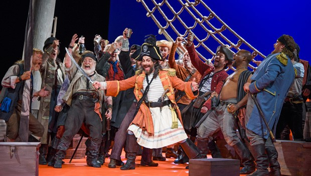 English National Opera Pirates of Penzance