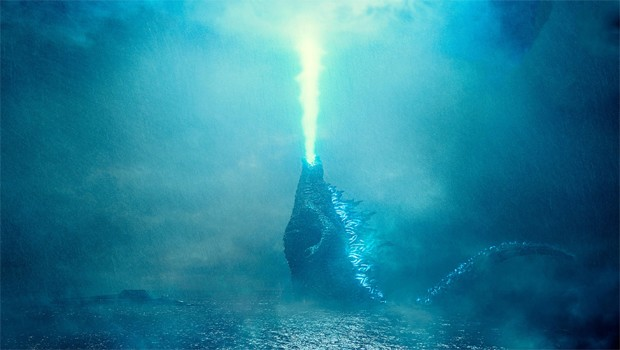Godzilla:King of the Monsters 2D