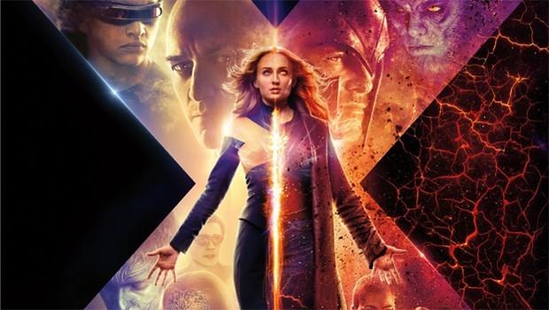 X-Men: Dark Phoenix 2D