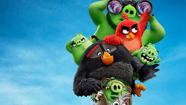 Angry Birds 2: 2D