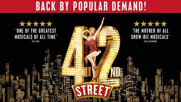 42nd Street- The Musical