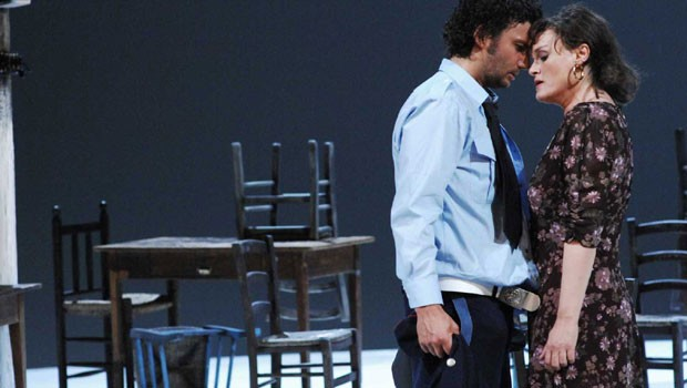 Jonas Kaufmann The Beginnings- Carmen from Zurich Opera