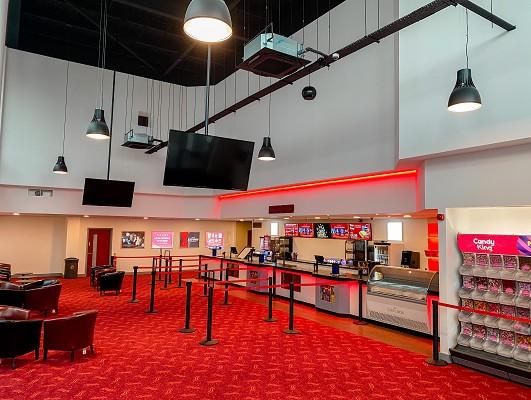 Cinema Foyer