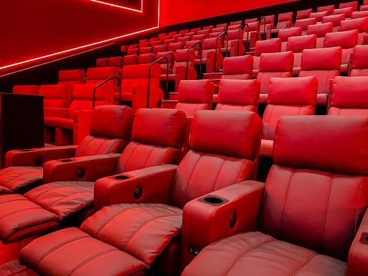 Screen 1 Recliner Seating