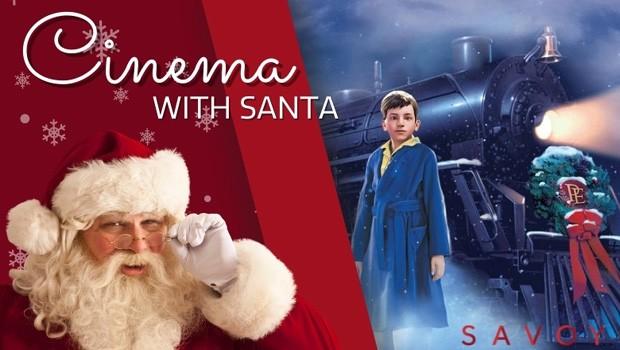 The Polar Express 2D (with Santa)