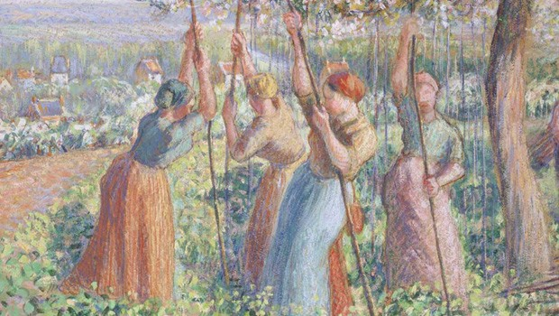 EOS Season 9: Pissaro Father of Imperssionism