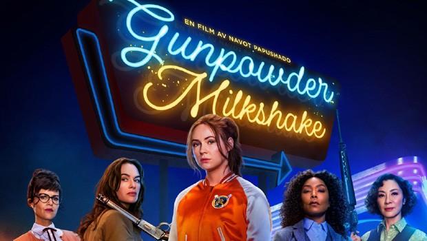 Gunpowder Milkshake
