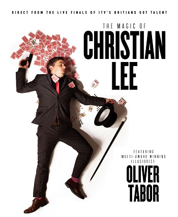 The Magic of Christian Lee