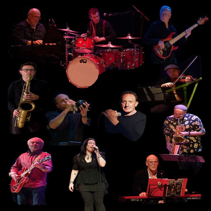 The Barrelhouse Blues Band
