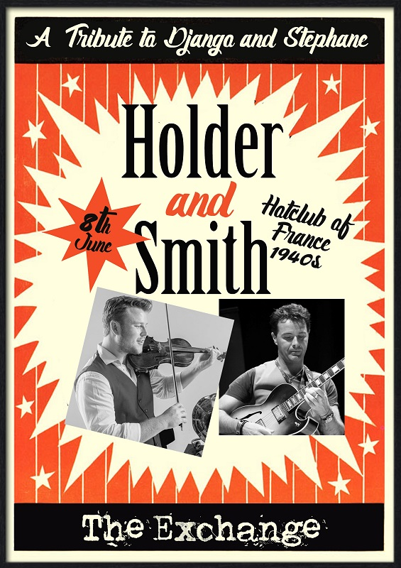 Holder and Smith